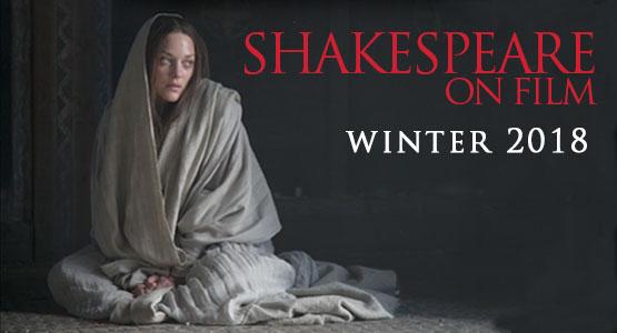 CWC Presents - Shakespeare on Film