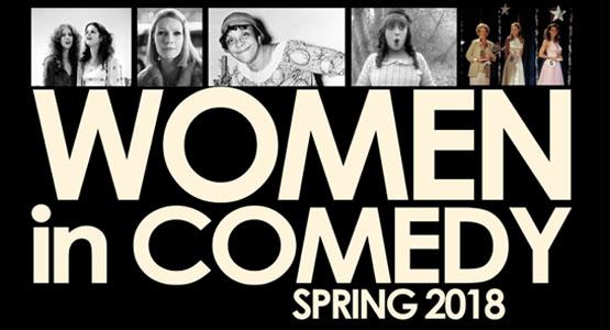 Women In Comedy - CWC Presents