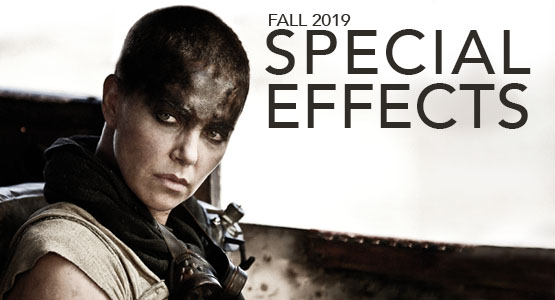Special Effects Series Pollock Theater