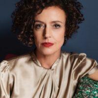 Portrait Maria Schrader by Anika Molnar
